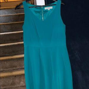 LOFT flare dress